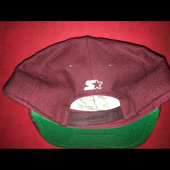 98043541d30 Vintage Starter Washington Redskins Hat. M 5b163292aa8770031e204de3